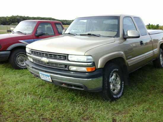 '00 Chevrolet 150 Pickup Truck