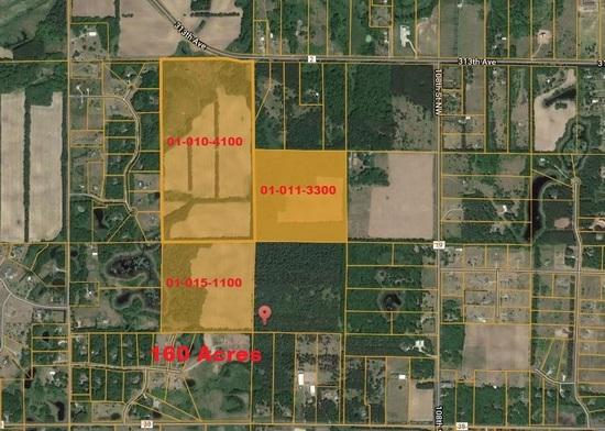 Parcel 2- 160 Acres