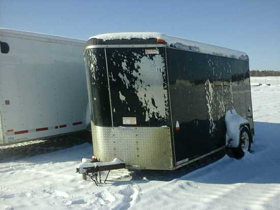Forest River Enclosed Trailer *Parts Only no title