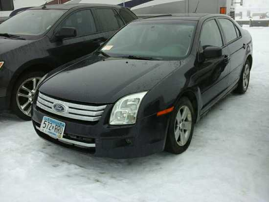 '07 Ford Fusion