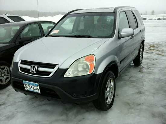 '04 Honda CRV