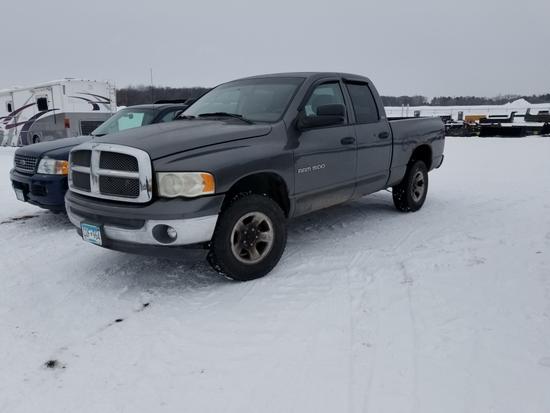 '02 Dodge Ram 1500 Pickup Truck