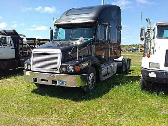 '03 Freightliner TA Sleeper Tractor Truck