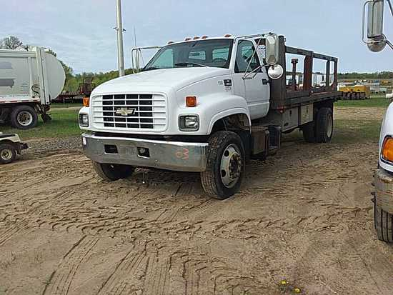 '98 Chevrolet C6500 Flatbed Truck