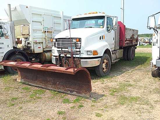 '99 Sterling Plow Truck