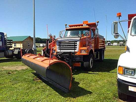 '01 Sterling Plow Truck
