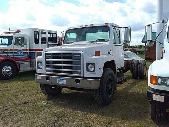 '79 International 1824 Cab & Chassis