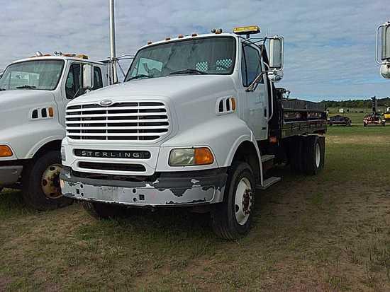 '05 Sterling Dump Truck