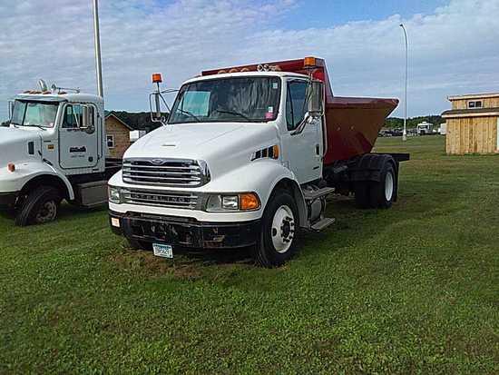 Sterling Acterra Salt Truck