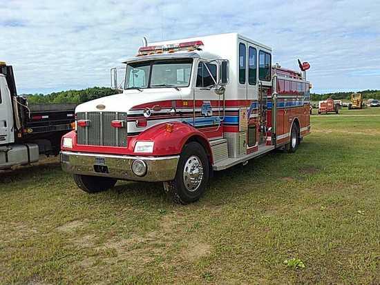 '99 Peterbilt 330 Fire Truck