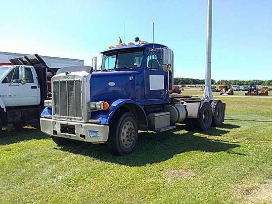 '97 Peterbilt 379 TA Tractor Truck