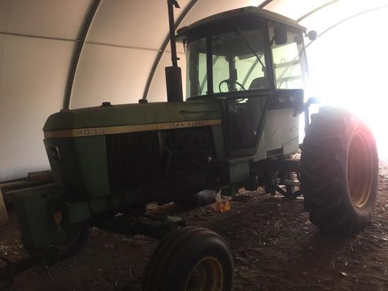 John Deere 4030 Quad Range Tractor