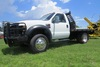 2008 Ford Model F-450 Super Duty XL 1-Ton Dually Flatbed Pickup, 6.4 L