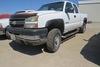 2005 Chevrolet Silverado 2500 Extended Cab Pickup, 4x4, VIN# 1GCHK29U95E284804, 6.0 Liter Gas Engine