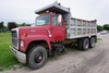 1989 Ford Model LN8000 Tandem Axle Dump Truck, VIN# 1FDUY82A3KVA07473, Ford Diesel Engine, Eaton Ful