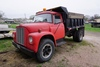 1970 International Model 1600 Single Axle Dump Truck, SN# 416060C058320, 22,000lb. GVW, 9.00-20 Radi