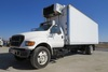 2003 Ford F-750 XLT Super Duty Van Truck, 6-Speed Transmission, Cummins 359 5.9L Diesel Engine, 342,