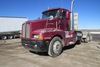 1995 Kenworth Model T-600 Triple Axle Conventional Day Cab Truck Tractor, VIN# 1XKAD69X1SR66377, Cum