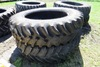 (4) New Goodyear 480/80R 46 Radial Tractor Tires (x$).