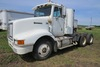 1996 IHC Model 9200 6×4 Tandem Axle Conventional Day Cab Truck Tractor, VIN# 2HSFMALR0TC051646, Detr