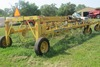Vermeer Model WRX-12 Pull-Type 12-Wheel V-Rake, SN# 1VRV302873000579, 12-Wheel, Hydraulic Lift & V-A