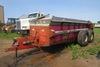 H & S Model 430 Tandem Axle Manure Spreader, SN# , 16.5-16.1 Flotation Tires, Hydraulic Slop Gat
