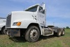 1998 Freightliner Model FLD112 Conventional Day Cab Truck Tractor, VIN# 1FUY3MCB9WP955273, Cummins M