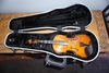 A. Cavallo Violins 2006 1/4 Violin, (SN #ACV1515) Hard Sided Case.