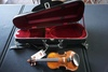 Scott Cao 2001 Model STV017A 1/16 Violin, SN #AW2854, Hard Sided Case.