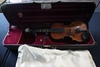 Musaica Imports 2010 13 Inch Academia Violin, SN #AW1448, Hard Sided Case.
