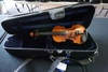 Musaica Imports 2012 1/4 Concert Violin, SN #AW1989, Hard Sided Case.