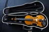 Musaica Imports 2014 1/2 Academia Violin, SN #PA1143, Hard Sided Case.