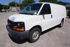 2007 GMC Savanna 3/4 Ton Cargo Van, VIN# 1GTGG25U571133178, 6.0 Liter V-8 Gas Engine, Automatic Tran