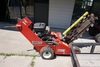 Barreto Commercial Walk-Behind Trencher, Briggs & Stratton 16HP Vanguard Gas Engine with Electric St