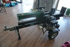Forest King 22-Ton Hydraulic Log Splitter on 1-Axle Cart, 6.5 HP Gas Engine (Like New).