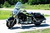 1980 Harley Davidson FLHT Shovelhead Motorcycle, VIN# 3H17980J0, 80 Cubic I