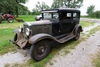 1929 Chevrolet 2-Door Coupe, 6-Cylinder Gas Engine, 32,647 Miles on Tach, A