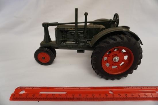"Ertl Die Cast Metal 1/16 Scale Massey Harris ""Challenger"" Tractor (No Box)."
