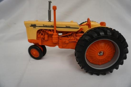Ertl Die Cast Metal 1/16 Scale Case-O-Matic Diesel 800 Tractor (No Box).