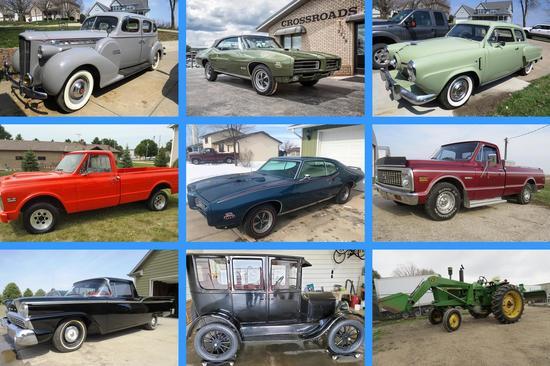 """Spring Fling"" Collector Car & Firearm Auction"