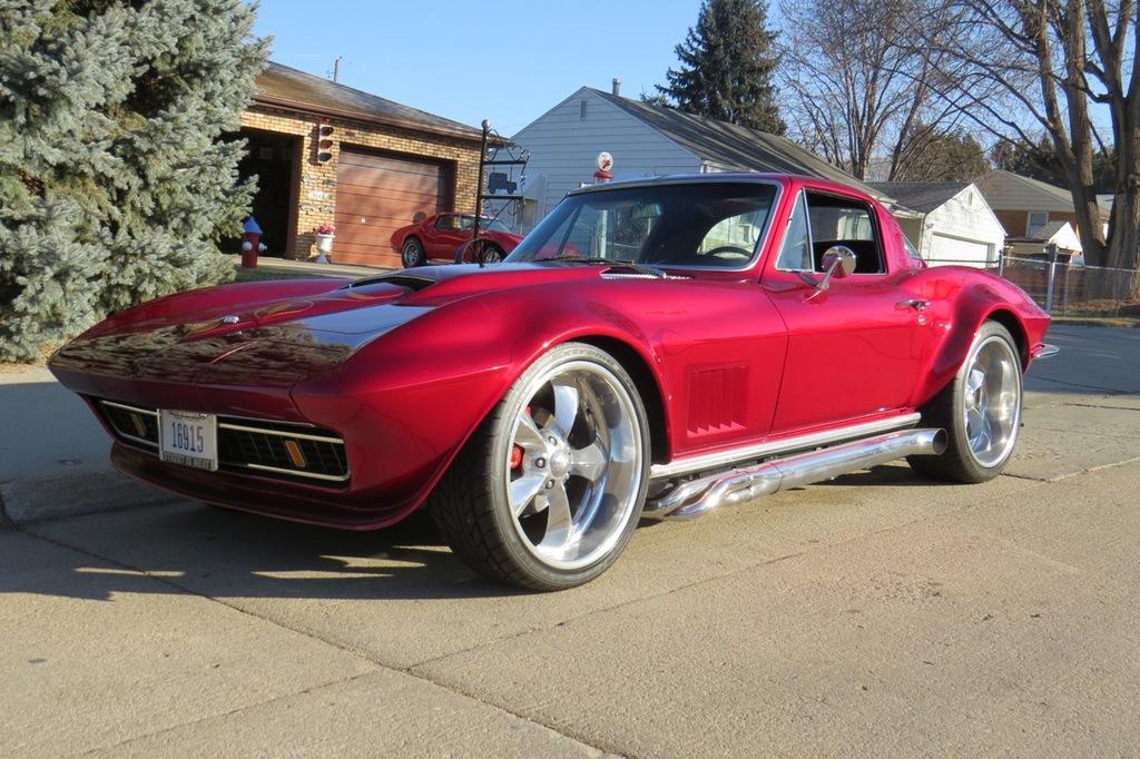 1967 Chevrolet Corvette Custom Sport Coupe, VIN# 194377S105701, Small Block