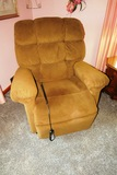 Golden Power Lift & Recline Chair (Like New Condition-No More than 2 Years