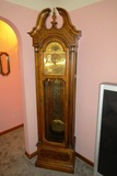 Howard Miller Grandfather Clock, Key & Winding Tool, SN# 456785, Excellent