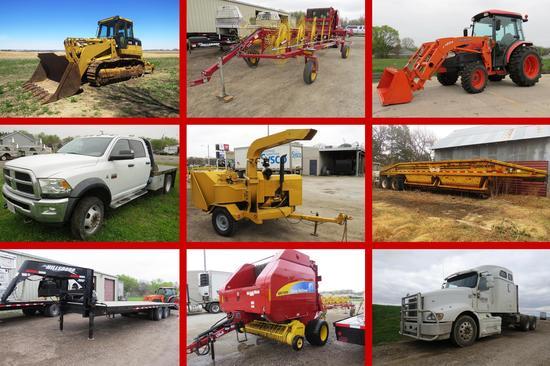 Summer Truck Auction