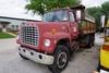 1970 Ford L-8000 Tandem Axle Dump Truck, VIN# U80CVH84424, Remanned Caterpillar 3208 Diesel Engine,