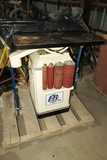 2002 Shop Fox Model W1686 Spindle Sander with Lights, SN #092167, 1 HP.