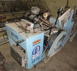 Target Model 6505QM48 Commercial Walk-Behind Concrete Saw, SN# 78111, Wisconsin V-4 Gas Engine, 48