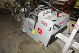 2006 Dimas Model FS40000E Electric Commercial Walk-Behind Concrete Saw, SN# 000000472165, 40HP Elect