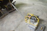 Soff-Cut Model X-150 Commercial Walk-Behind Early Entry Concrete Saw, SN# 8039, Subaru 4.5HP Gas Eng