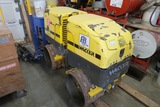 "2004 Wacker Model RT820 Articulated Comm. W-B Vibratory Trench Roller Compactor, 33"", SN#544672, Lom"